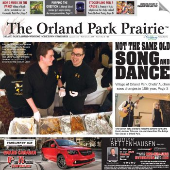 Chefs' Auction Fundraiser - Orland Park Prairie