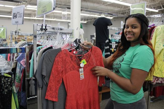 Teen Center and Thrift Store Preparing Teens for the Workforce