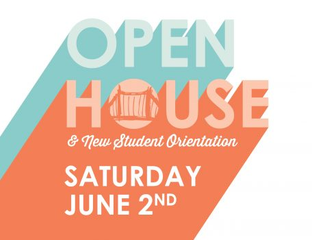 Open House & New Student Orientation