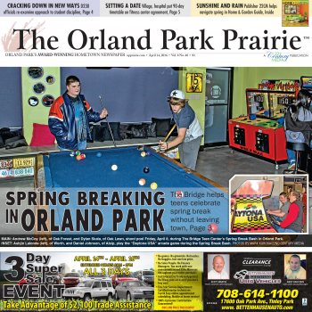 Spring Break Bash 2016 (Orland Park Prairie)