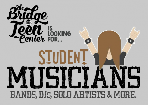 Booking Student Bands