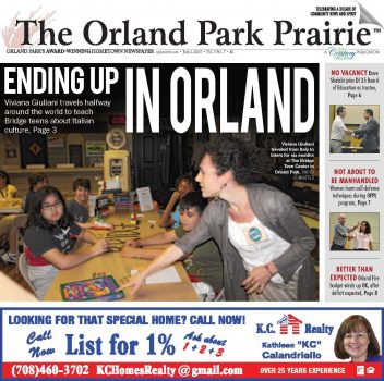 Viviana (Interning Abroad at The Bridge) - Orland Park Prairie