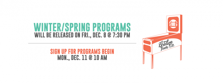 Winter/Spring Programs