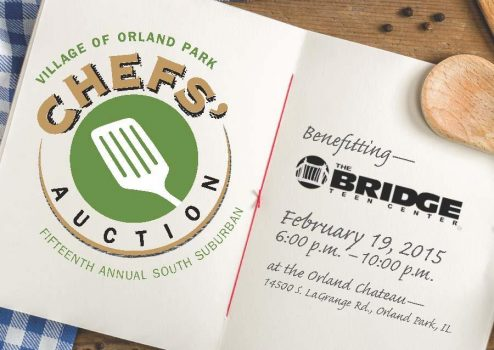 Chefs' Auction event scheduled for February 19th!